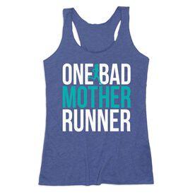 Women's Everyday Tank Top - One Bad Mother Runner (Bold)