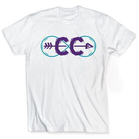 Cross Country Youth T-Shirt Short Sleeve Infinity