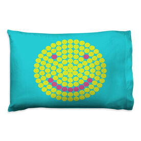 Volleyball Pillowcase - Happiness
