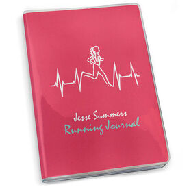 GoneForaRun Running Journal Heartbeat Runner Female