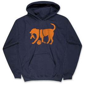 Basketball Standard Sweatshirt - Basketball Dog