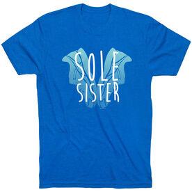 Running Short Sleeve T-Shirt - Sole Sister Love