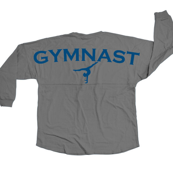 Gymnastics Statement Jersey Shirt Gymnast