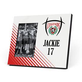 Soccer Photo Frame - Omaha Legends Soccer Logo