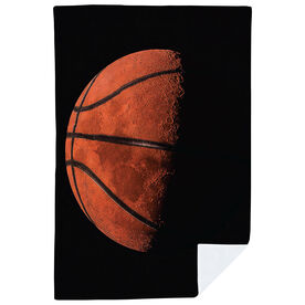 Basketball Premium Blanket - Up In The Sky