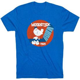 Hockey Short Sleeve T-Shirt - Woodstick