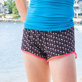 "Wine Time 3"" Performance Shorts"