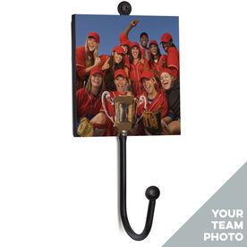 Softball Medal Hook - Your Team Photo