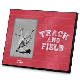 Track & Field Photo Frame Track and Field
