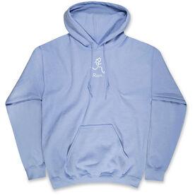 Running Standard Sweatshirt Run Girl