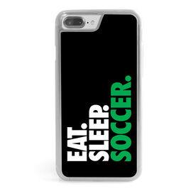 Soccer iPhone® Case - Eat. Sleep. Soccer.