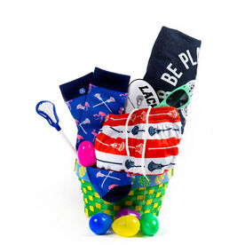 Guys lacrosse easter gifts chalktalksports quickstick guys lacrosse easter basket 2018 edition negle Images