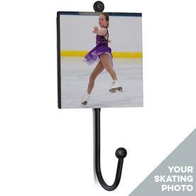 Figure Skating Medal Hook - Your Photo