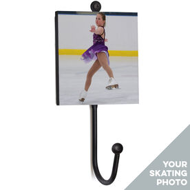 Figure Skating Medal Hook - Your Photo