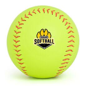 Custom Logo Softball