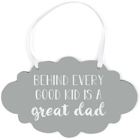 Cloud Sign - Great Dad