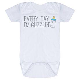 Baby One-Piece - Every Day I'm Guzzlin'