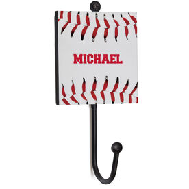 Baseball Medal Hook - Personalized Baseball