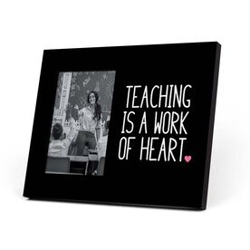 Personalized Photo Frame - Teaching Work of Heart