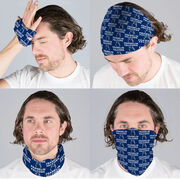 Wrestling Multifunctional Headwear - Custom Team Name Repeat RokBAND