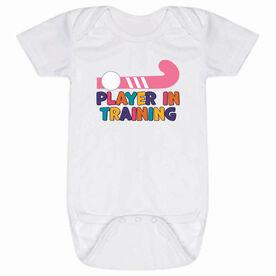 Field Hockey Baby One-Piece - Player In Training