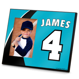 Baseball Photo Frame Baseball Jersey Colors
