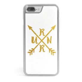 Running iPhone® Case - RUNR Crossed Arrows