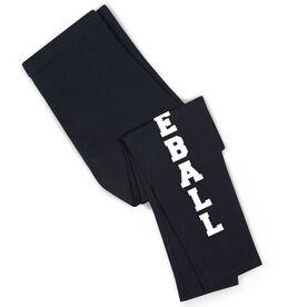 Baseball Leggings - Baseball