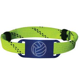 Volleyball Lace Bracelet Ball Adjustable Sport Lace Bracelet