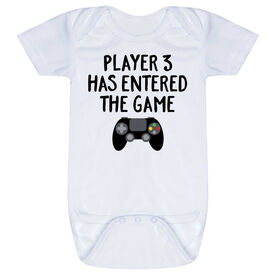 Baby One-Piece - Player 3 Has Entered The Game