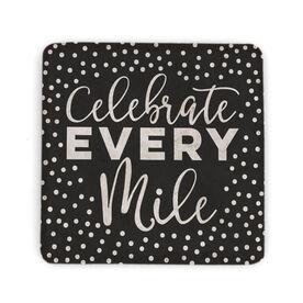 Running Stone Coaster - Celebrate Every Mile