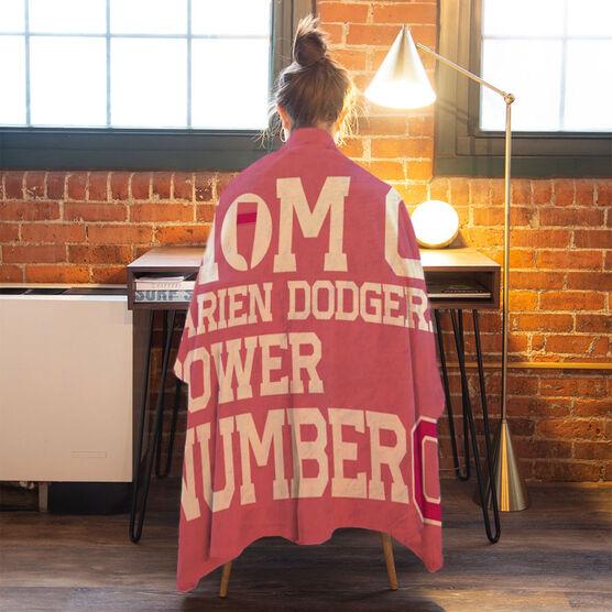 Crew Premium Blanket - Personalized Crew Mom
