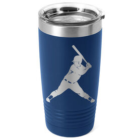 Softball 20 oz. Double Insulated Tumbler - Batter