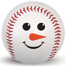 Snowman Baseball