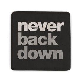 Stone Coaster - Never Back Down
