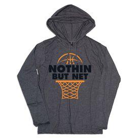 Women's Basketball Lightweight Hoodie - Nothing But Net