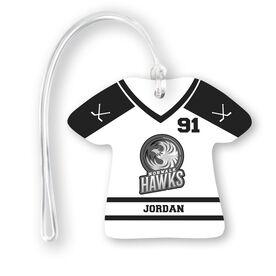 Hockey Jersey Bag/Luggage Tag - Custom Team Logo