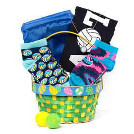 Bump Set Spike Volleyball Easter Basket 2020 Edition