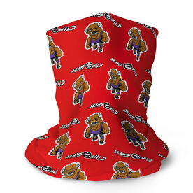 Seams Wild Wrestling Multifunctional Headwear - Herdya (Pattern) RokBAND