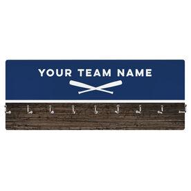 Baseball Hook Board Baseball Team Name