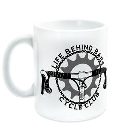 Cycling Coffee Mug Life Behind Bars