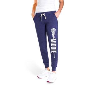 Girls Lacrosse Women's Joggers - Middie