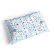 Hockey Pillowcase - Rink