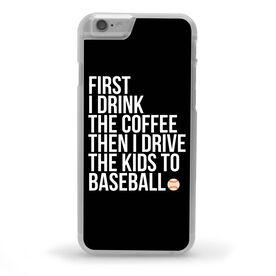 Baseball iPhone® Case - Then I Drive The Kids To Baseball