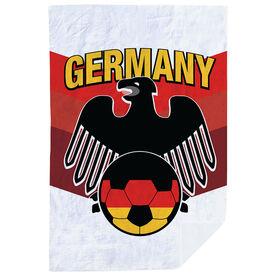 Soccer Premium Blanket - Germany Soccer