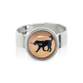 Lax Dog SportSNAPS Ring