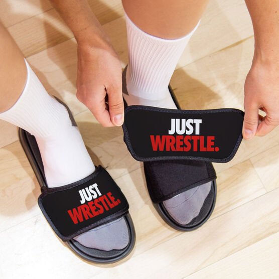 Wrestling Repwell™ Slide Sandals - Just Wrestle