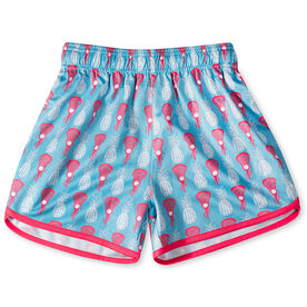 Island Time Lacrosse Shorts