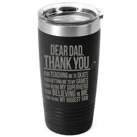 Hockey 20 oz. Double Insulated Tumbler - Dear Dad