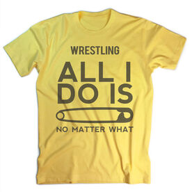 Vintage Wrestling T-Shirt - All I Do Is Pin